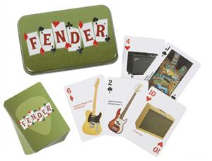 Dual-Deck Playing Card Tin Set