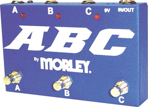 Morley ABC Selector Combiner Switch [201-000603-005]
