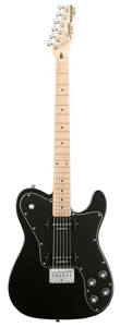Vintage Modified Tele® Custom II P-90 Black