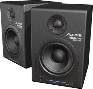 Alesis M1 Active 520 USB Pair [M1ACTIVE520USB]