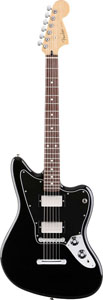 Fender Blacktop™ Jaguar® HH - Black [0148300506]