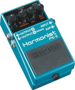 Boss PS-6 Harmonist [PS6]