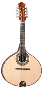 Giannini GBSM3 EL Electric Mandolin [GBSM3EL]