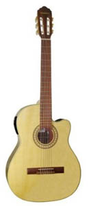 Giannini GWNE18 CT EL Acoustic-Electric [GWN18CTEL]