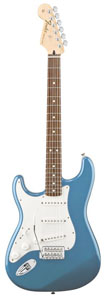 Fender Standard Stratocaster Left-Handed - Lake Placid Blue [0144620302]