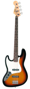 Fender Standard Jazz Bass Left-Handed Brown Sunburst [0146220532]