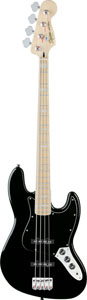 Squier Vintage Modified 77 Jazz Bass - Black [0327702506]