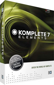 Native Instruments Komplete Elements [21108]