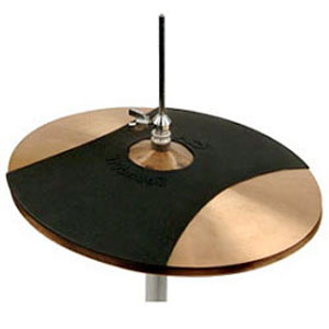 HQ Sound Off Hi-Hat Mute - 14 inch [so14hat]