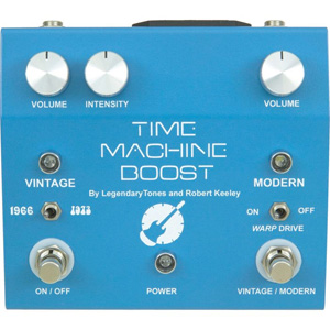 Keeley Electronics Time Machine Boost []