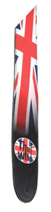 The Who Collection Guitar Strap - Flag