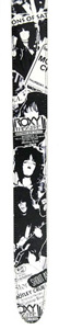 Planet Waves Motley Crue Collection Guitar Strap - Sons of Satan [25LMC01]