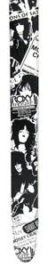 Motley Crue Collection Guitar Strap - Sons of Satan