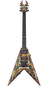 BC Rich Kerry King Signature V2 Electric Guitar [KKVFG2]