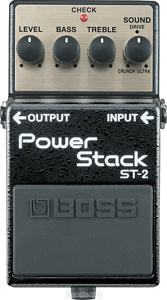 Boss ST-2 Power Stack [st-2]