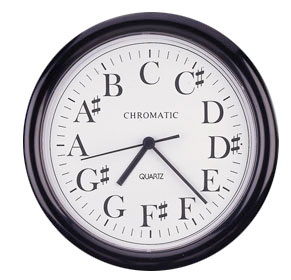 The Chromatic Watch Company Chromatic Dial Wall Clock