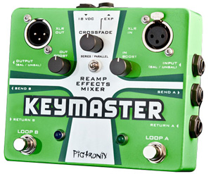Pigtronix Keymaster [REM]