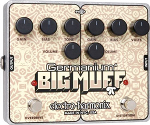 Electro Harmonix Germanium 4 Big Muff Pi [GERMANIUM 4 BIG MUFF PI]