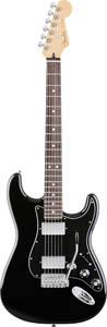 Blacktop Stratocaster HH - Black