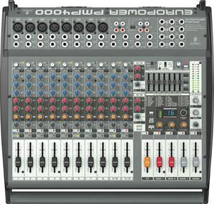 EUROPOWER PMP4000
