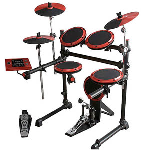 Ddrums DD1 Electronic Drum Kit [dd1]
