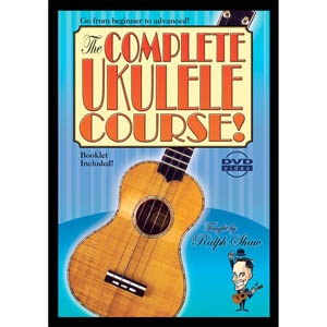 eMedia The Complete Ukulele Course - DVD [rs08103]