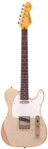 Vintage V62MRAB Icon Electric Guitar - Ash Blonde [V62MRAB]