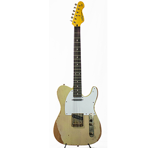 V62MRAB Icon Electric Guitar - Ash Blonde
