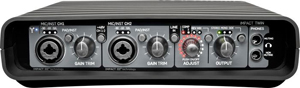 TC Electronic Impact Twin Next Generation Firewire Interface []