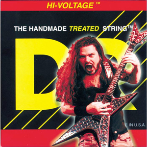 DR Dimebag Darrell Hi-Voltage Electric Guitar