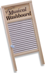Grover Musical Washboard FN75