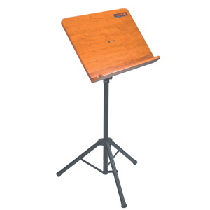 Quik Lok MS-332 Sheet Music Stand - Wood