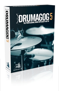 Wave Machine Labs Drumagog 5 Pro [DG5PRO]