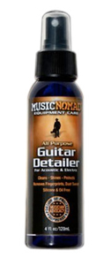 Music Nomad All Purpose Guitar Detailer - 4 oz.