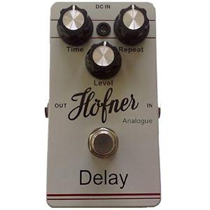 Hofner Delay Pedal