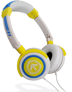 Phoenix Headphones - Citron