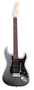 Fender American Deluxe™ HSS Stratocaster® - Tungsten - Rosewood Neck [0119100759]