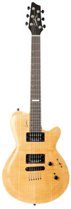 Godin Summit CT - Natural Flame
