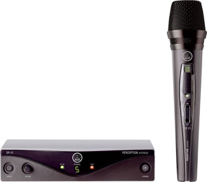 Akg WMS45 Perception Vocal Set Band A
