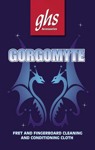 GHS Gorgomyte Fret Cleaning Cloth [A6]