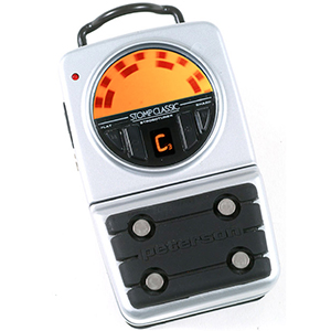 Peterson Strobostomp Classic Tuner Pedal