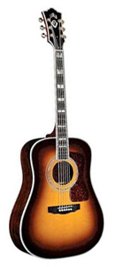 Guild D55 - Antique Burst [3850500837]