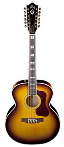 Guild F412 - Antique Burst [3852500837]