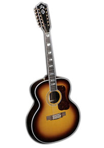 Guild F512 - Antique Burst [3852900837]