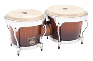 LP LPA601-AFC Aspire Oak Bongos - Antique Fade [LPA601-AFC]