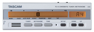 Tascam TC-8- White [TC8]