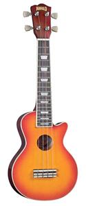 Mahalo ULP-30CH Classic Guitar Shape Ukulele [ULP-30ch]
