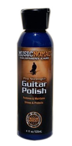 Music Nomad Pro Strength Guitar Polish - 4 oz.