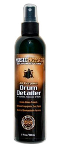 Music Nomad All Purpose Drum Detailer - 8 oz.
