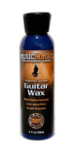 Music Nomad Highest Grade Guitar Wax - 4 oz.